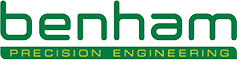 Benham Precision Engineering Sticky Logo