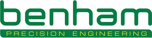 Benham Precision Engineering Retina Logo